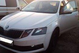 Nouzové otevření automobilu Škoda Octavia