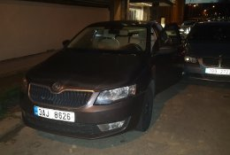 Otevření modelu Škoda Octavia
