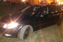 Otevření modelu Škoda Octavia Combi bez poškození