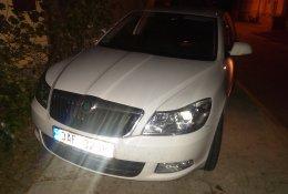 Otevření vozu Škoda Octavia