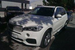 Nouzové otevření automobilu BMW X5