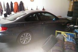 Nouzové otevření automobilu BMW
