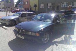 Otevření BMW řady 3