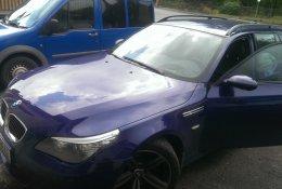 Odemknutí vozu BMW