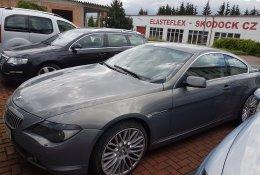 Otevření BMW