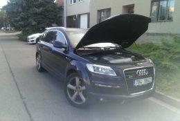 Otevření vozu Audi Q7