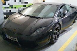 Lamborghini Gallardo 5,2 V10