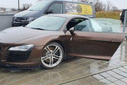 Otevření Audi R8