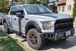 Ford Raptor F150 6,4